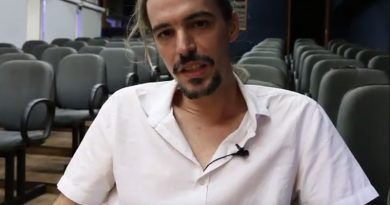 (Português do Brasil) Vídeo ) Leandro Gonçalves fala da tese que recupera a memória do IMS