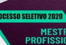Suspenso o calendário de seleção para Mestrado Profissional convênio SES/RJ – Turma 2020/2