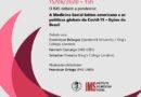 Dia 15/06 será o próximo 'O IMS debate a pandemia'