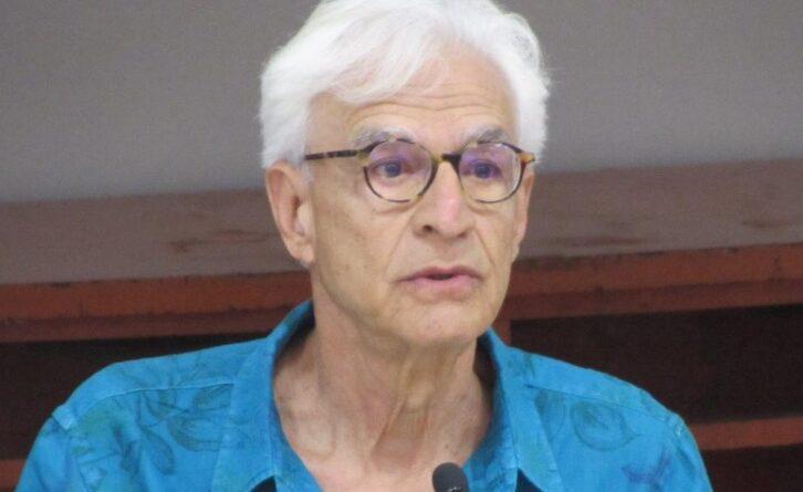 Nota de pesar: Roberto Machado