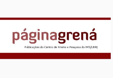 Página Grená – participe e divulgue sua pesquisa: submissões até o dia 20 de cada mês