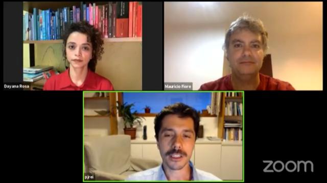 """Assista ao debate """"Perspectivas e dilemas da regulação da cannabis no Brasil e no mundo"""" – com participação da doutora em Saúde Coletiva pelo IMS Dayana Rosa"""